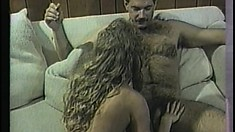 Curly Haired Blonde Babe Sunny Mckay Gets Down With Wayne Summers