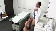 Sucking Doctors Dick For Prescription