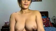 very big nipples latina masturbating and chatting online