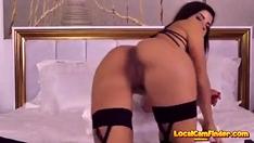 hot latina wiht big boobs