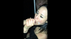 Cumslut Girl Get Fucked In Glory Hol Gang Bang