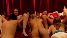 Lap dances and more kinky shows