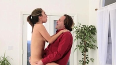 Teen girls humping The Stretch And Swap